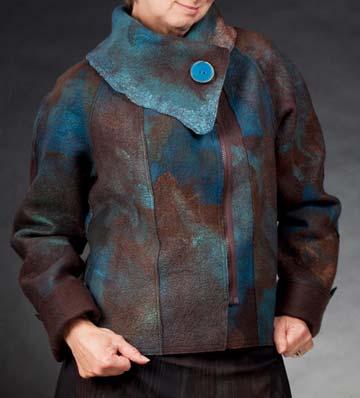 Merino harmonies jacket